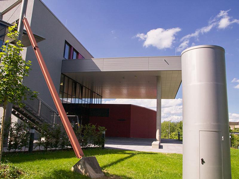 Tragwerksplanung, Schulen, Neubau, Laborgebäude, Praktikumsgebäude, Universität Bayreuth