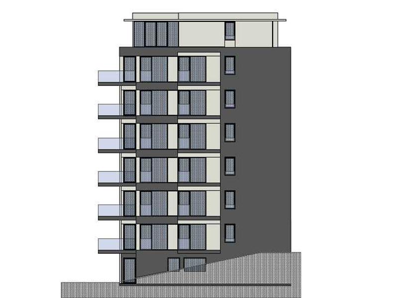 Haustechnik, Wohnungsbau, Neubau, Wohnanlage, Tiefgarage, Blockheizkraftwerk, gehobener Standard, Berlin