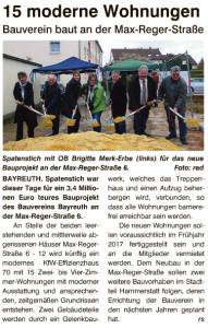 Max-Reger-Straße Artikel 2016_05_08