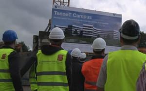 TenneT Campus Grundsteinlegung Auszug BR24